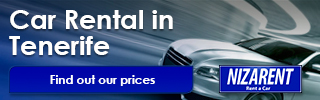 Car Rental in Tenerife